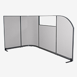 Zonit[40] - Screen systems (Office furniture)